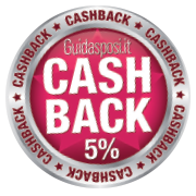 Guidasposi Cash Back 5%
