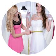 Prova il tuo abito da sposa