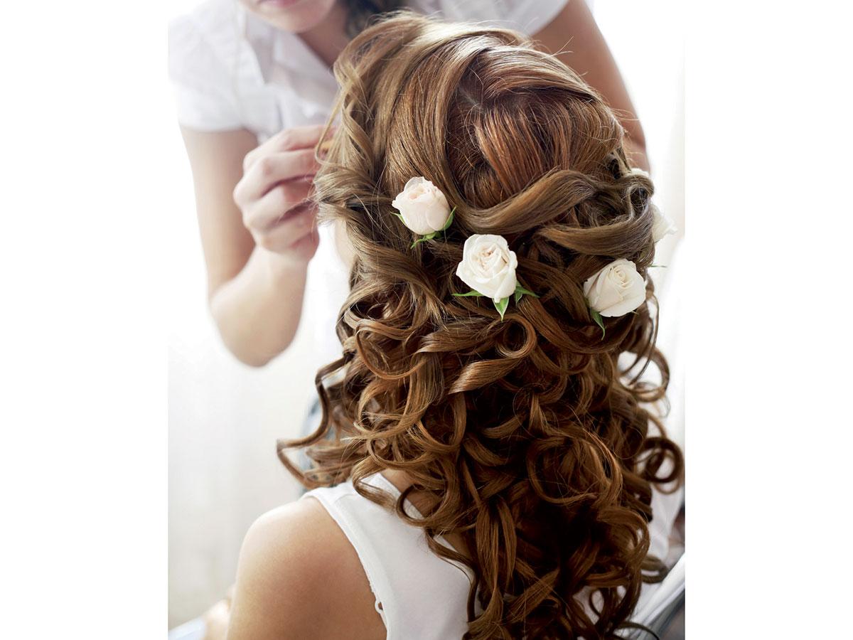 Hair styling project a NOZZE DA SOGNO: studia l'acconciatura perfetta per il giorno del sì