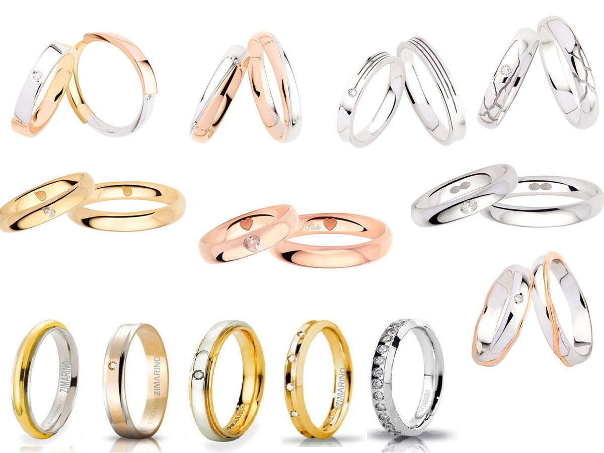 Oro giallo o platino? Classiche o decorate? Scopri con Karin le fedi nuziali perfette per voi