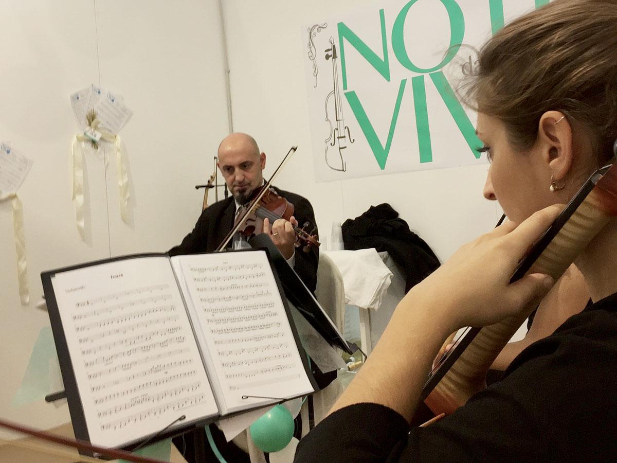 Musica per le tue nozze: ascolta dal vivo i musicisti a NOZZE DA SOGNO per trovare la vostra colonna sonora