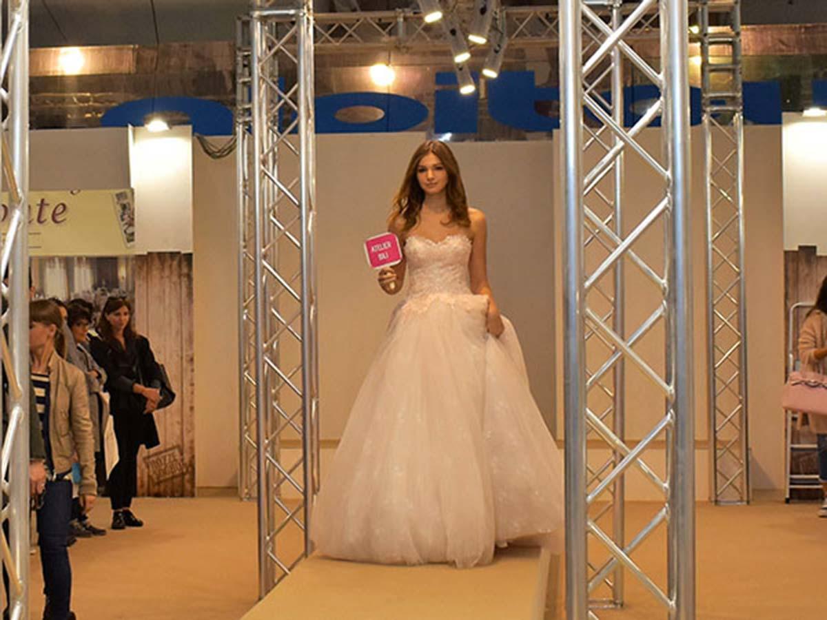 Scegli il tuo abito da sposa: alla fiera NOZZE DA SOGNO arrivano le sfilate delle migliori firme