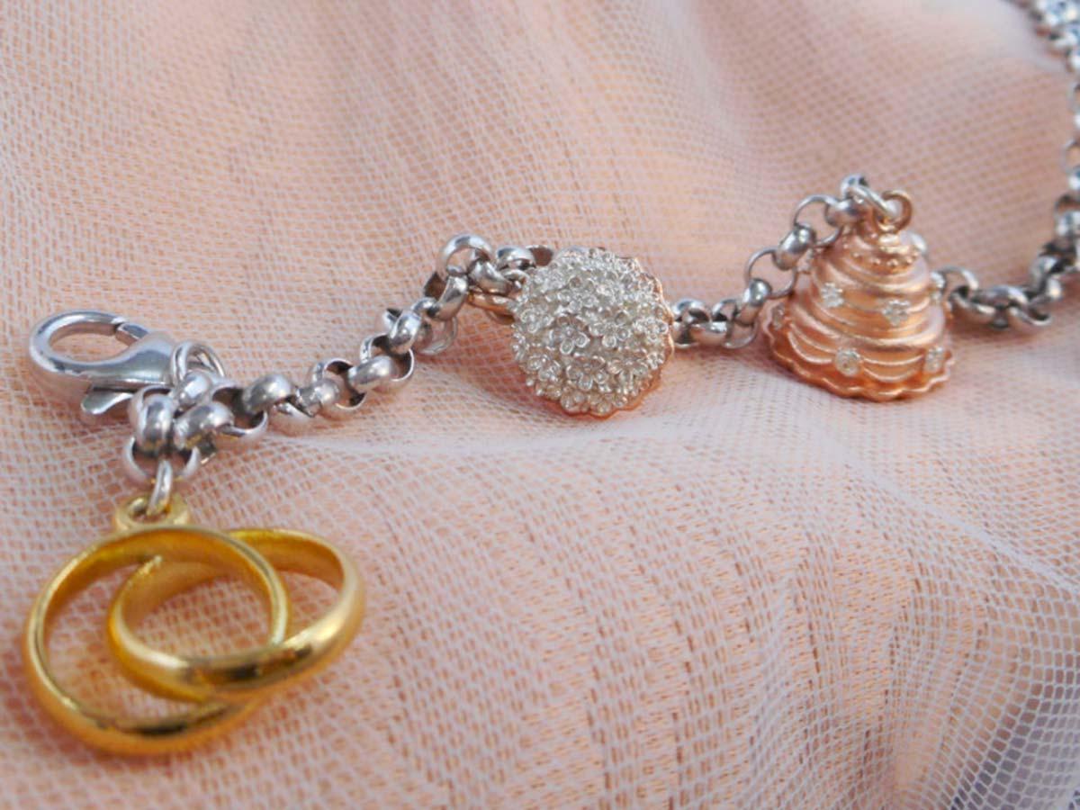 Un regalo speciale per i testimoni di nozze? Scopri le creazioni DieciCento Jewels a NOZZE DA SOGNO