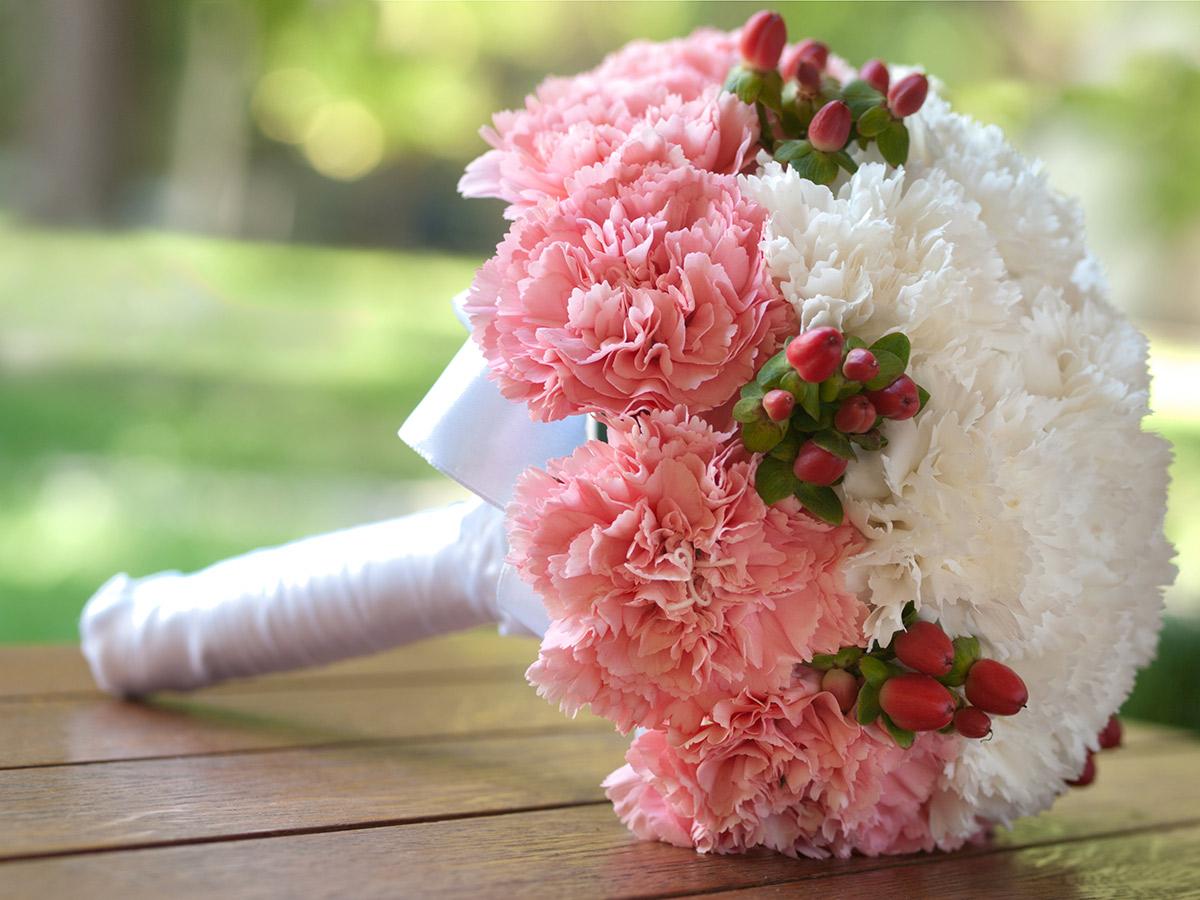 Flowers Design Contest: i segreti della stupenda arte della composizione del bouquet da sposa