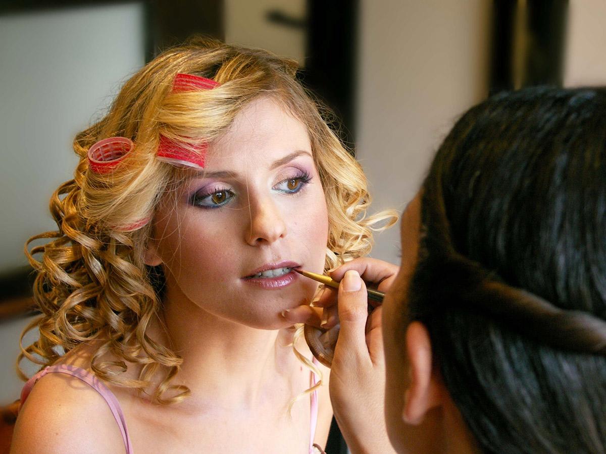 Make up test: trova insieme agli esperti il trucco ideale per le nozze a NOZZE DA SOGNO