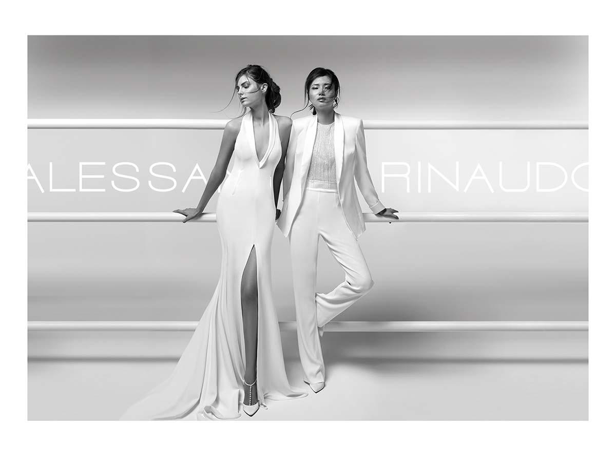 """Alessandra Rinaudo è """"La stilista delle Spose"""" su Rai 2! Scoprite i suoi abiti a NOZZE DA SOGNO"""