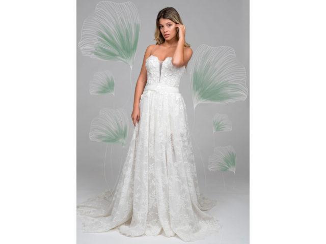 A NOZZE DA SOGNO Come in una Favola offre lo sconto del 5% alle spose che prenderanno appuntamento per scegliere il loro abito da sposa