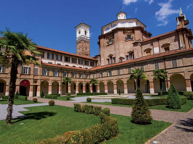 Il ristorante Teatro del Monastero di Cherasco offre il 10% di sconto sul banchetto per chi prenota in fiera