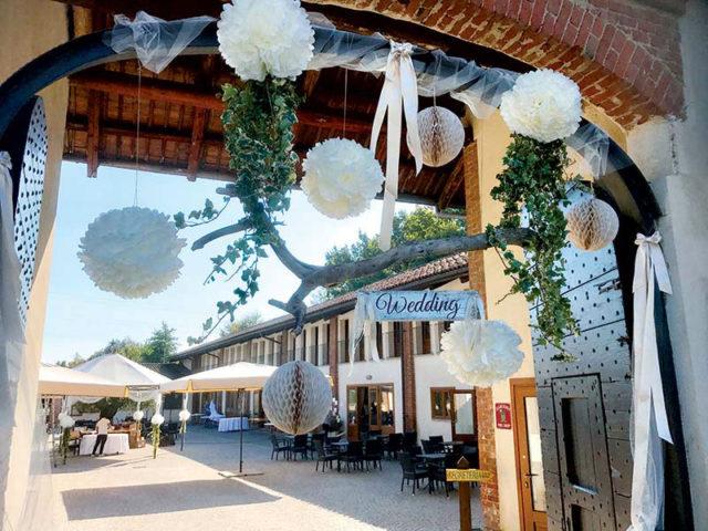 Scopri il ristorante L'Ultimo Borgo a NOZZE DA SOGNO e se prenoterai il banchetto avrai in omaggio una romantica suite